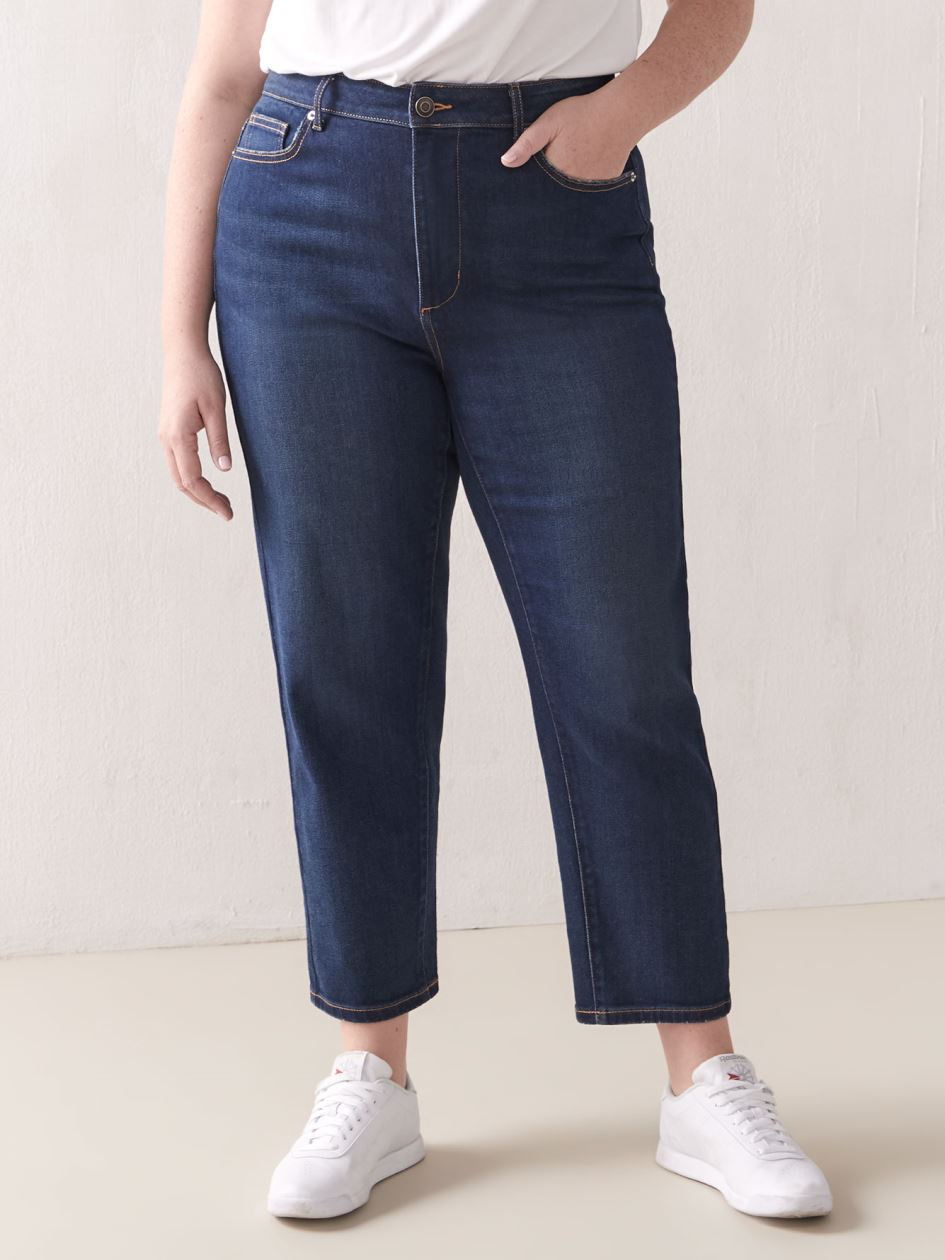 Slim Ankle Jean - Addition Elle