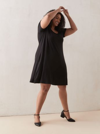 T-Shirt Swing Dress - In Every Story