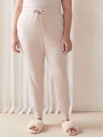 Stretchy Solid Jogger - Déesse Collection