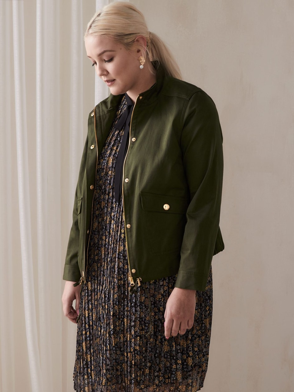 ff836b99ee9b Plus Size Jackets & Blazers | Plus Size Clothing | Penningtons