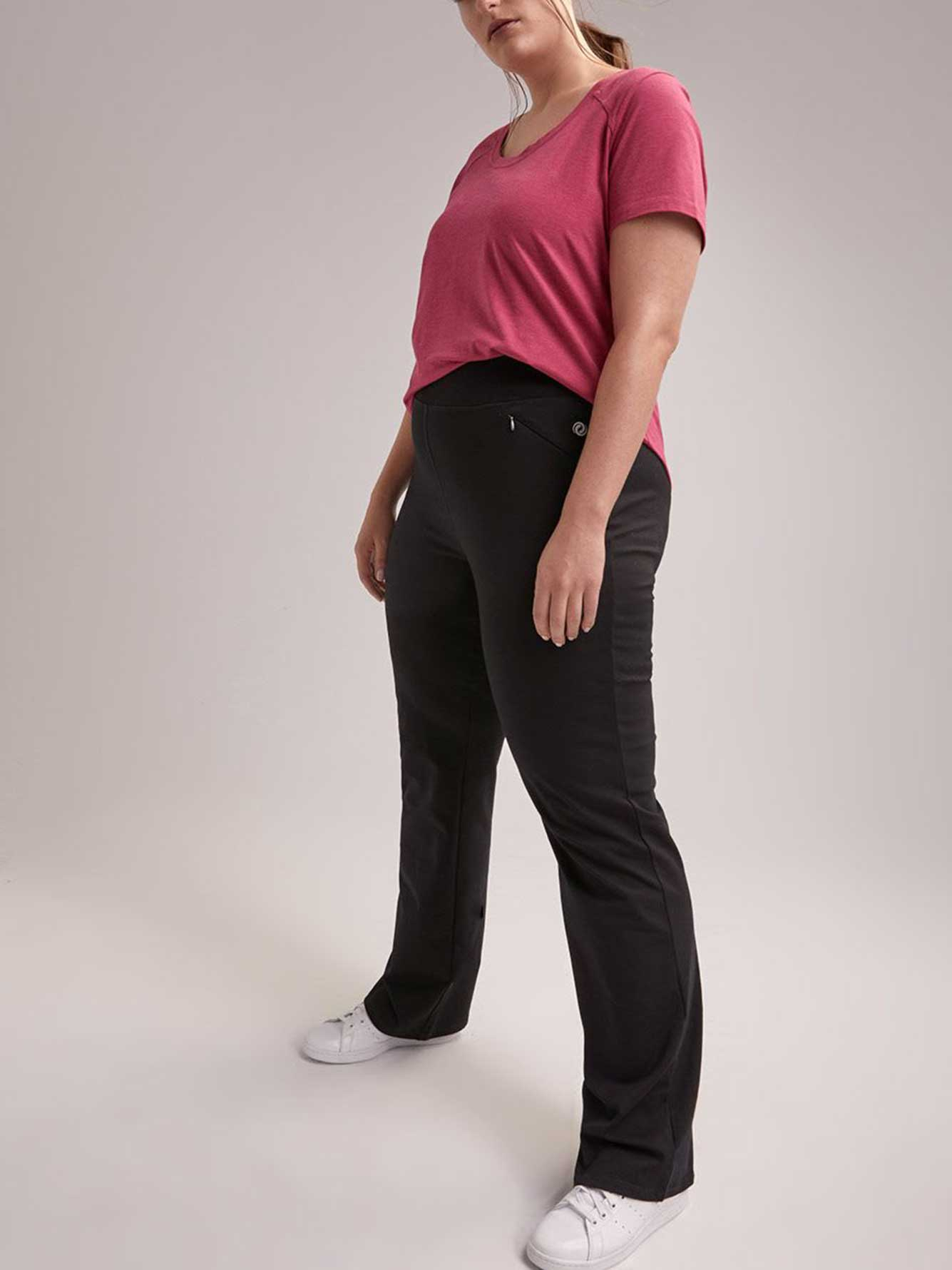 088cbf7c4ae2d ONLINE ONLY - Tall Plus-Size Basic Relaxed Pant - ActiveZone ...