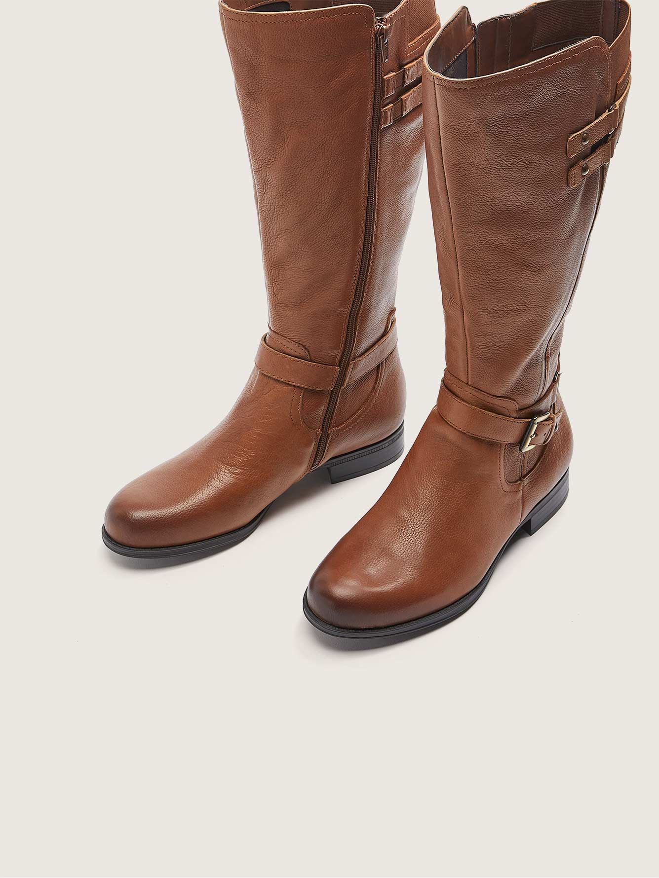 Wide Jackie Tall Boot - Naturalizer