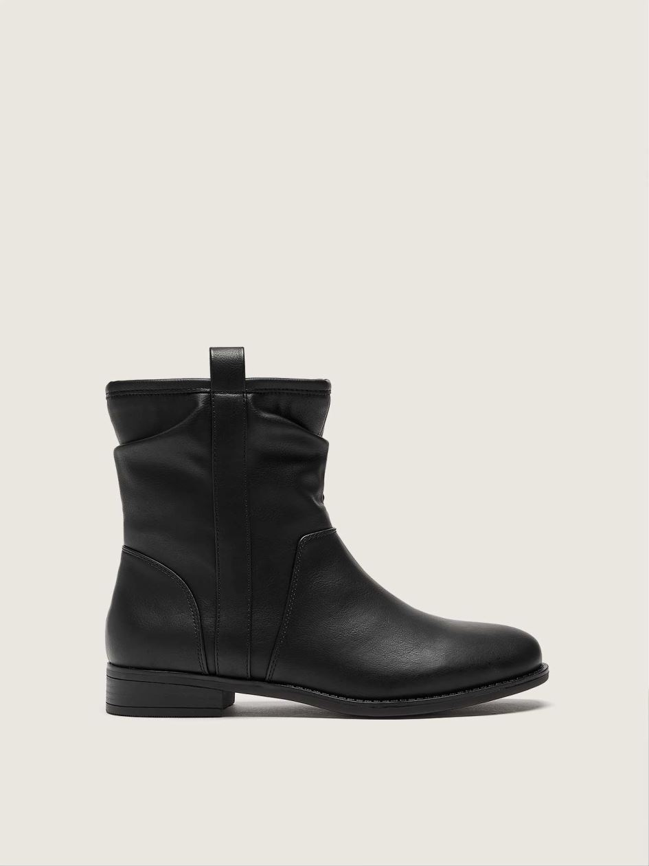 Plus Size Booties   Wide Width Shoes