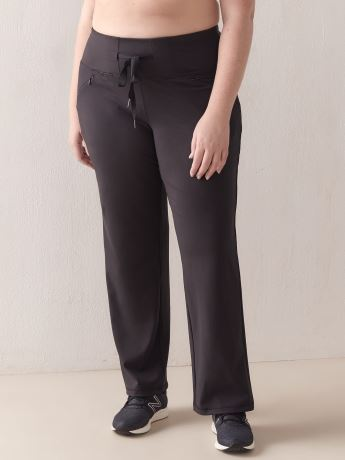 Basic Relaxed Active Pants - ActiveZone