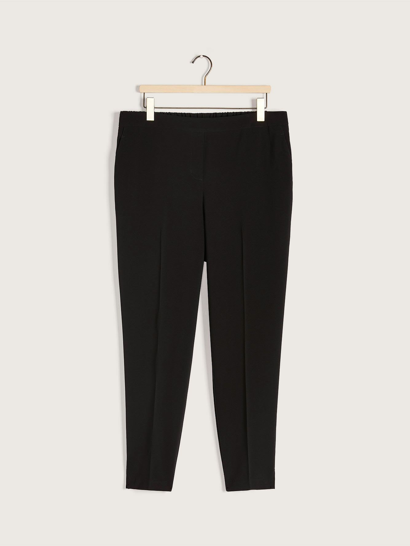 High Waist Tapered Pant - Addition Elle