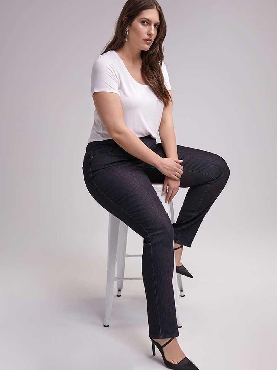 12589b76f0 ONLINE ONLY - Tall Savvy Straight Leg Denim Pant - d/C Jeans