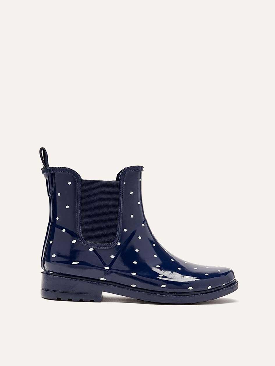 2683d4a03aa Wide Chelsea Short Rain Boots