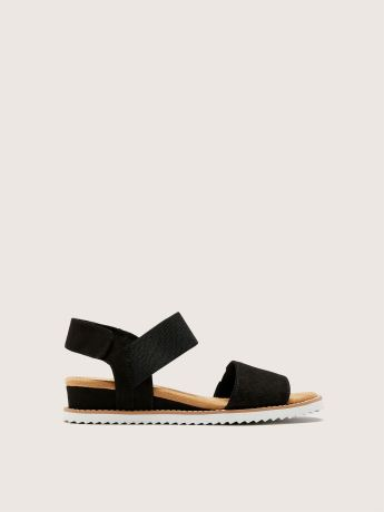 Wide Low Heel Desert Kiss Sandal - Skechers