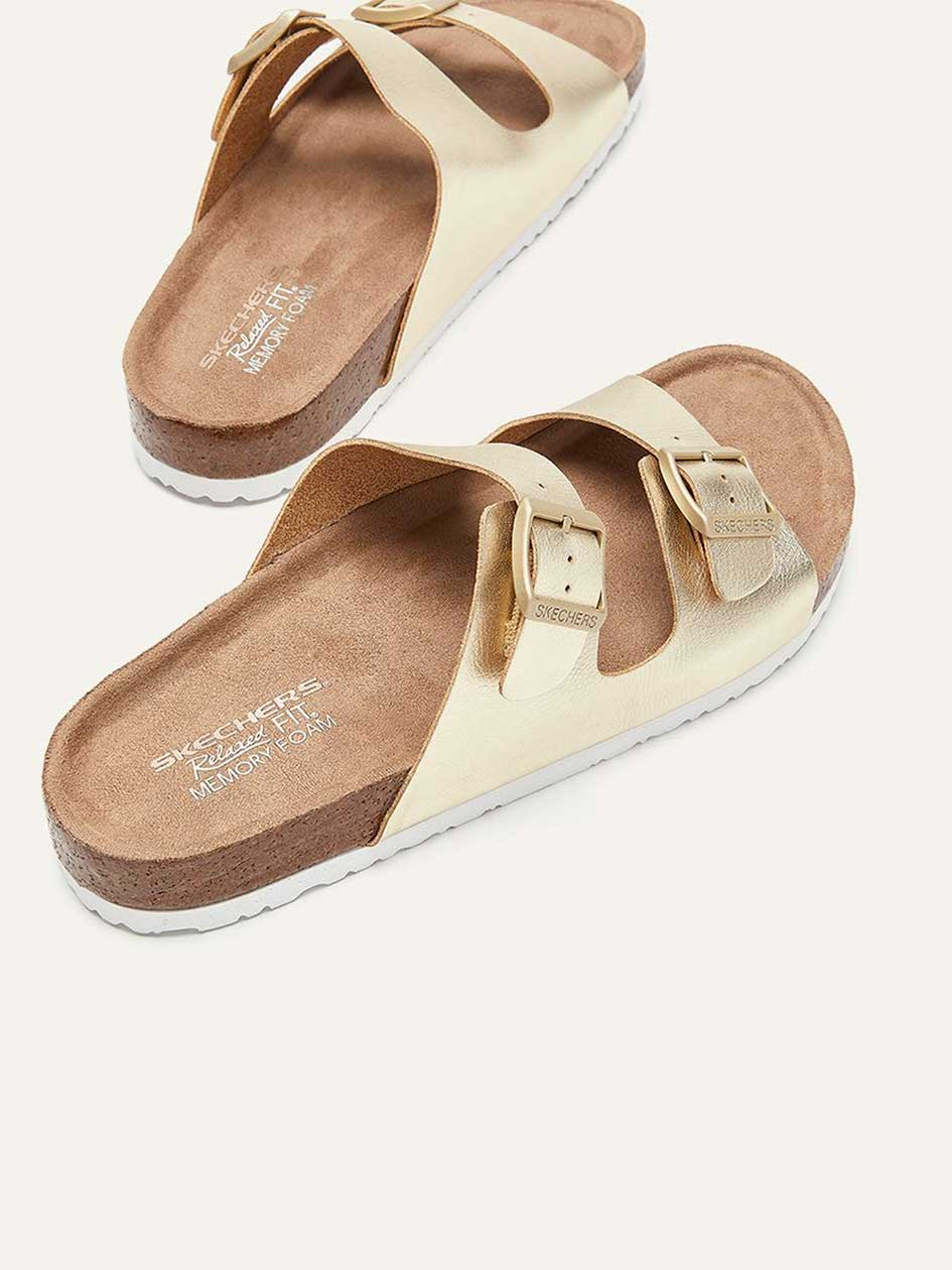 Skechers Granola Missus Hippie - Relaxed Fit Leather Sandal - Online Only