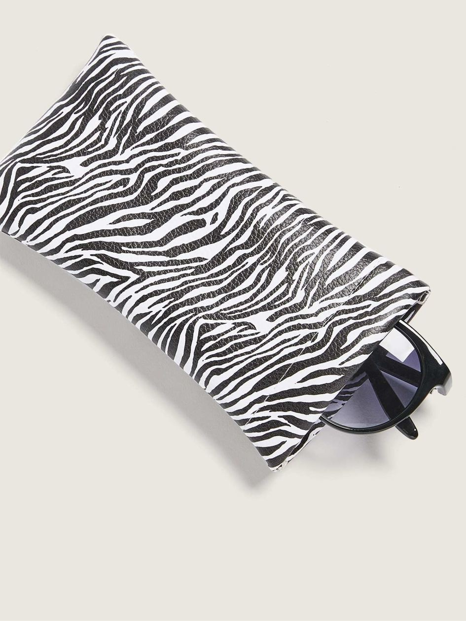Printed Sunglasse Case - Addition Elle