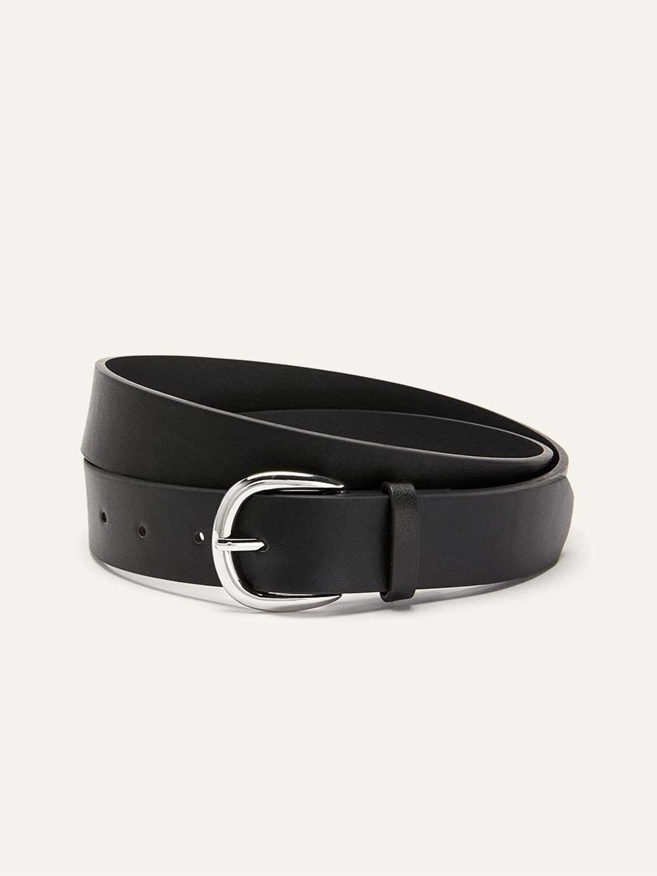 Basic Belt with Round Buckle