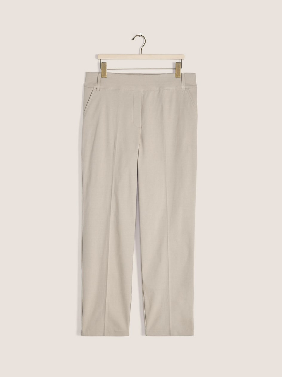 Savvy, Petite, Straight-Leg Pant - In Every Story