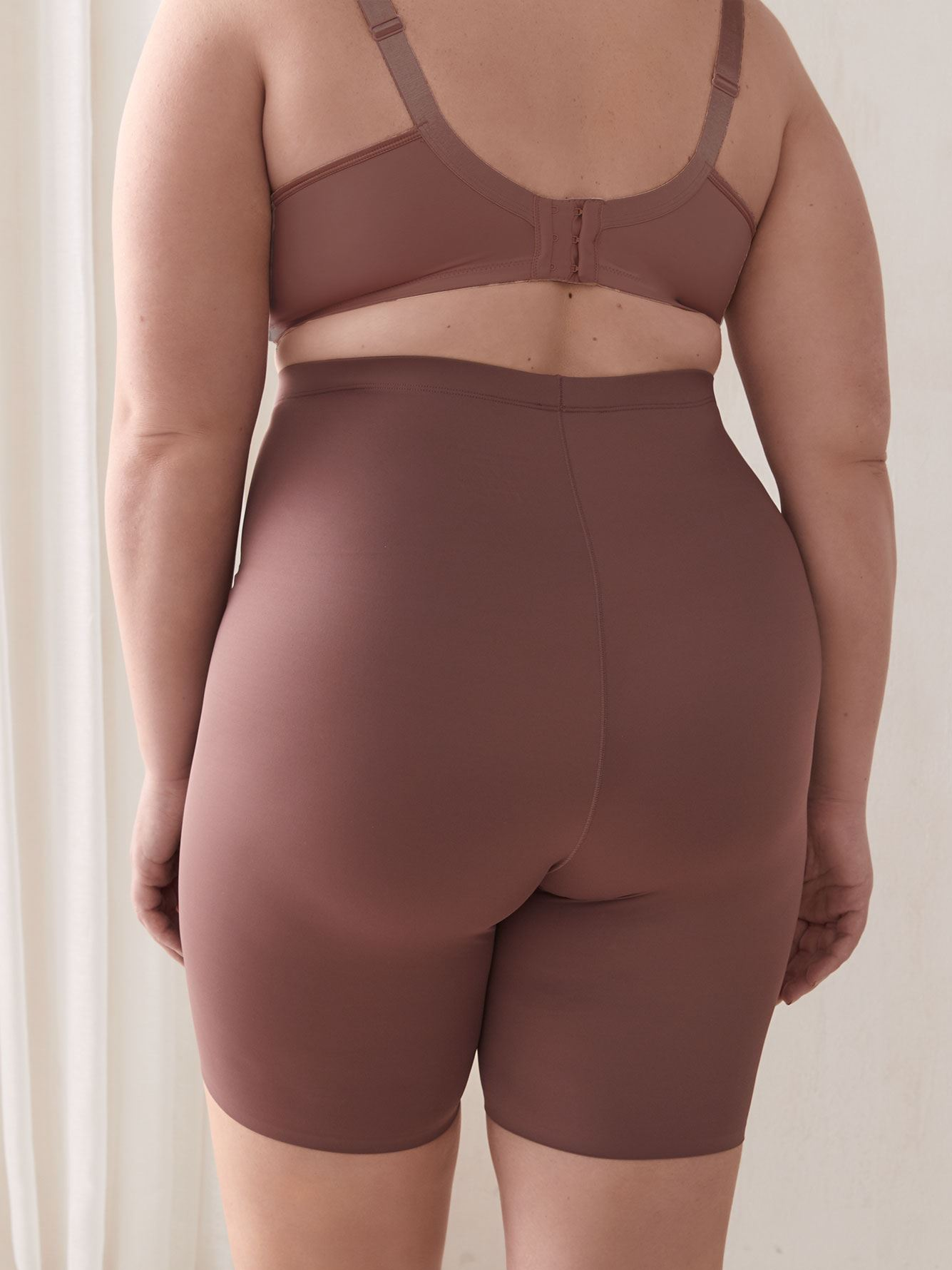 Shapewear Long Leg Brief Panty - Addition Elle