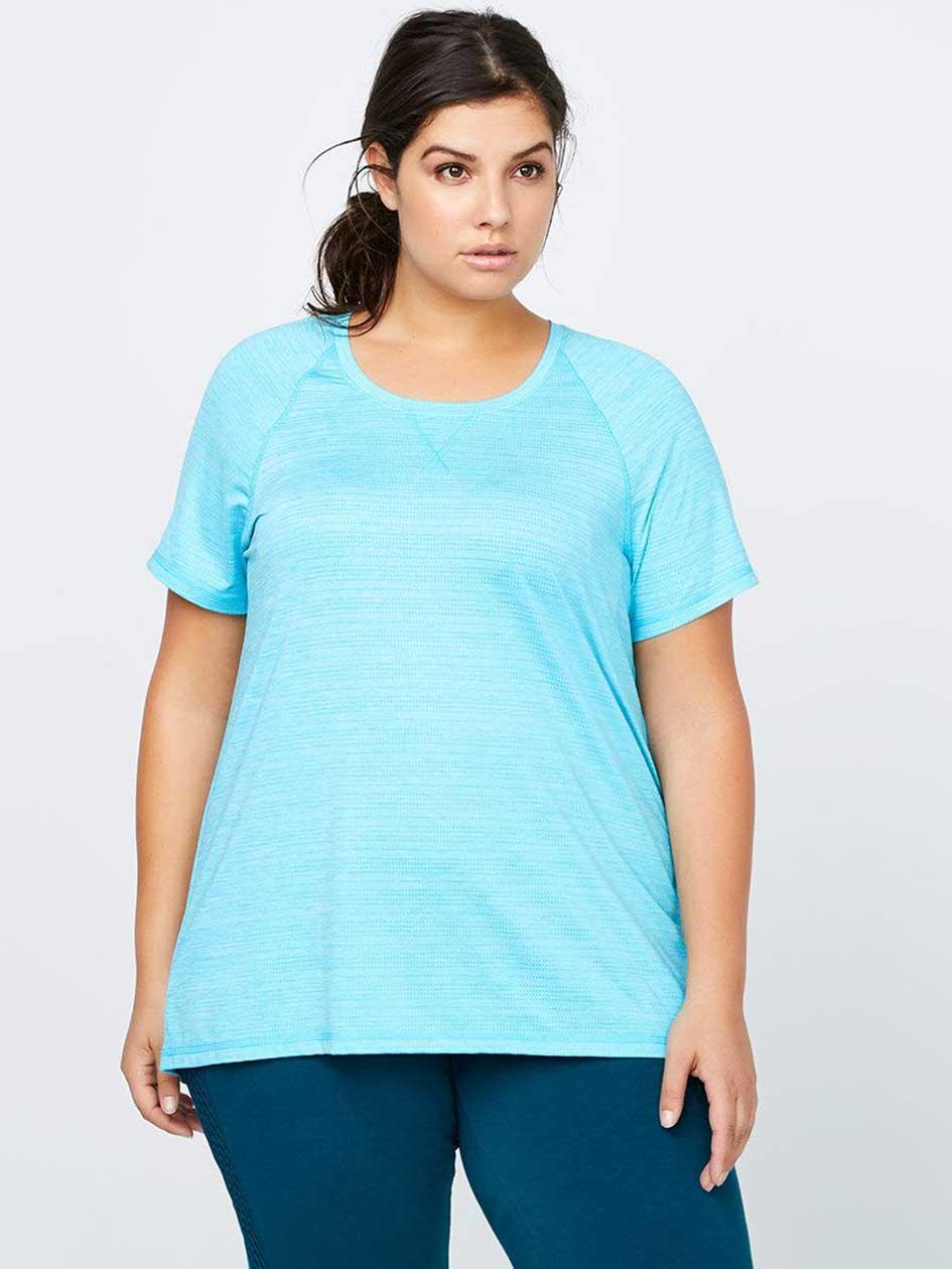 Plus-Size T-Shirt - ActiveZone