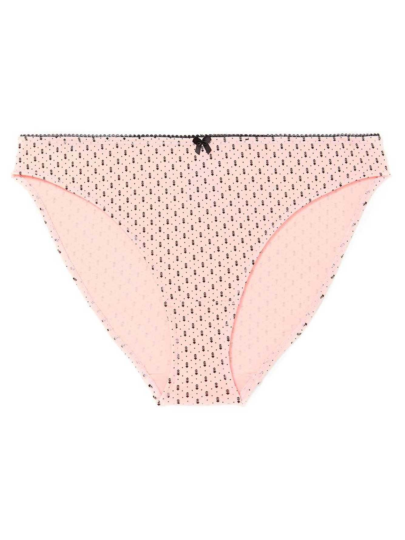 494bfed556038 Printed Cotton Bikini Panty - ti Voglio