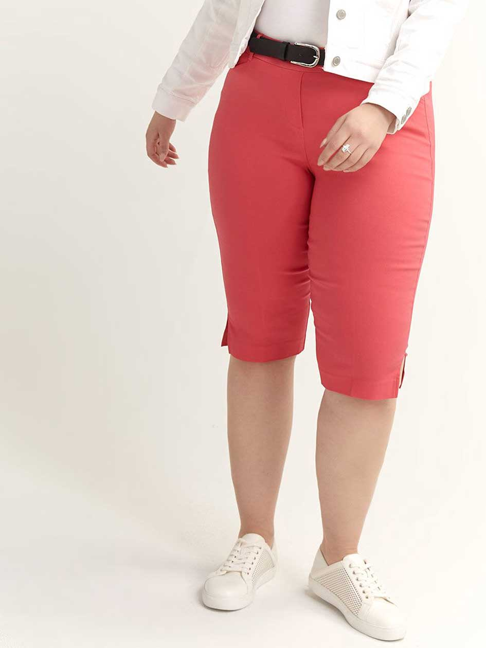 e4bbdad581f0ab Stylish Plus Size Capris | Plus Size Clothing | Penningtons
