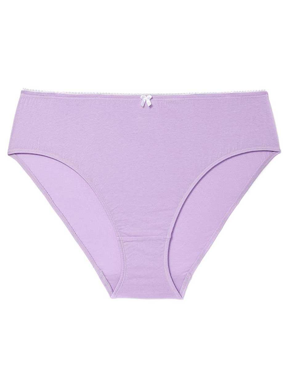 Cotton High Cut Brief Panty - ti Voglio