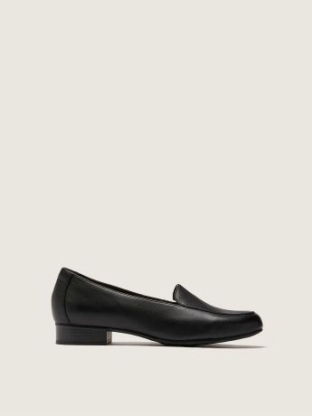 Juliet Lora Slip-On Leather Shoes - Clarks