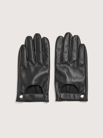 Leather Driving Gloves - Addition Elle