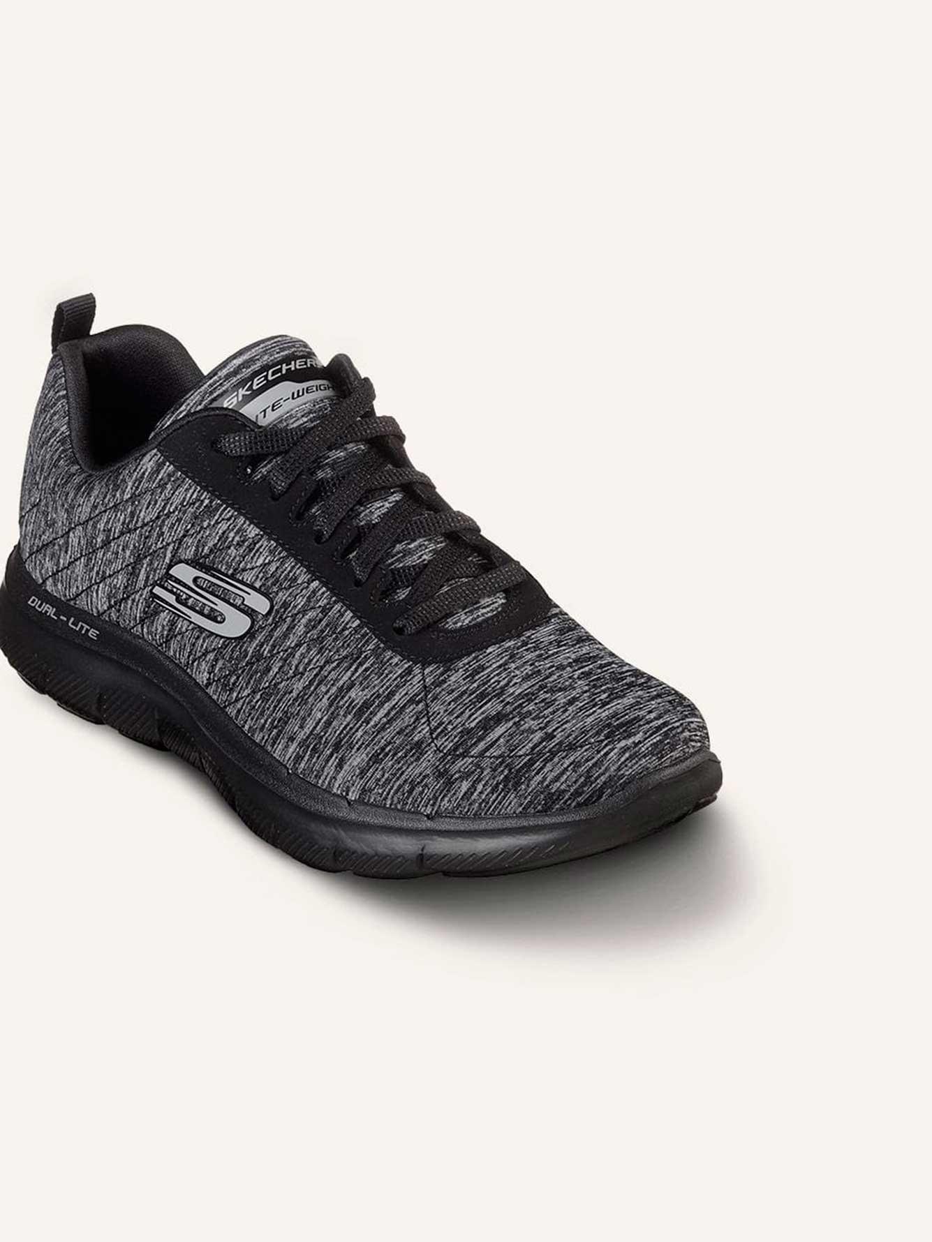 Chaussures bon marché en gros Skechers Flex Appeal 2.0 Gry