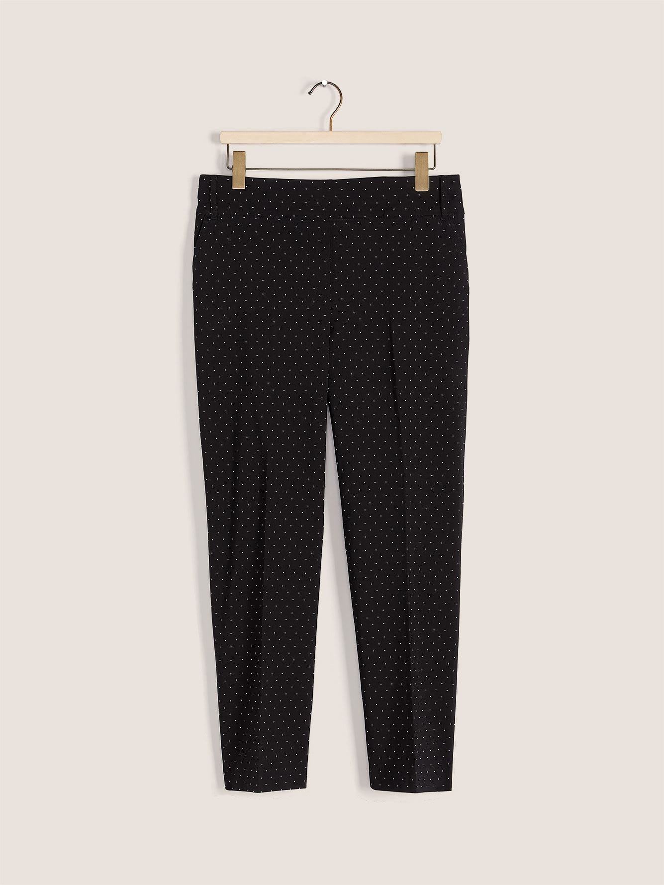 Savvy, Petite, Printed Straight-Leg Pant - In Every Story