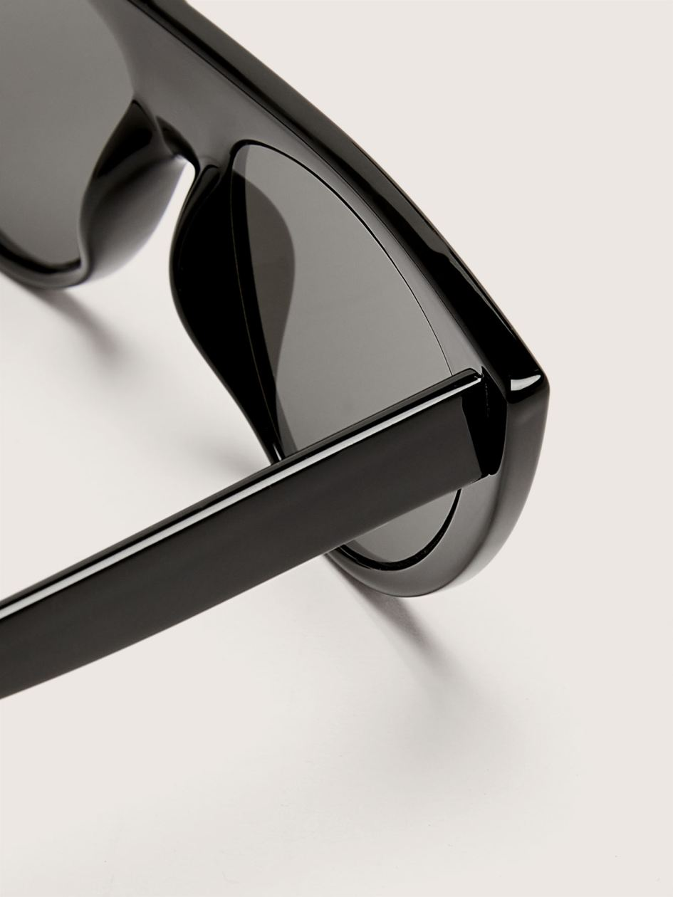 Flat Top Sunglasses - Addition Elle