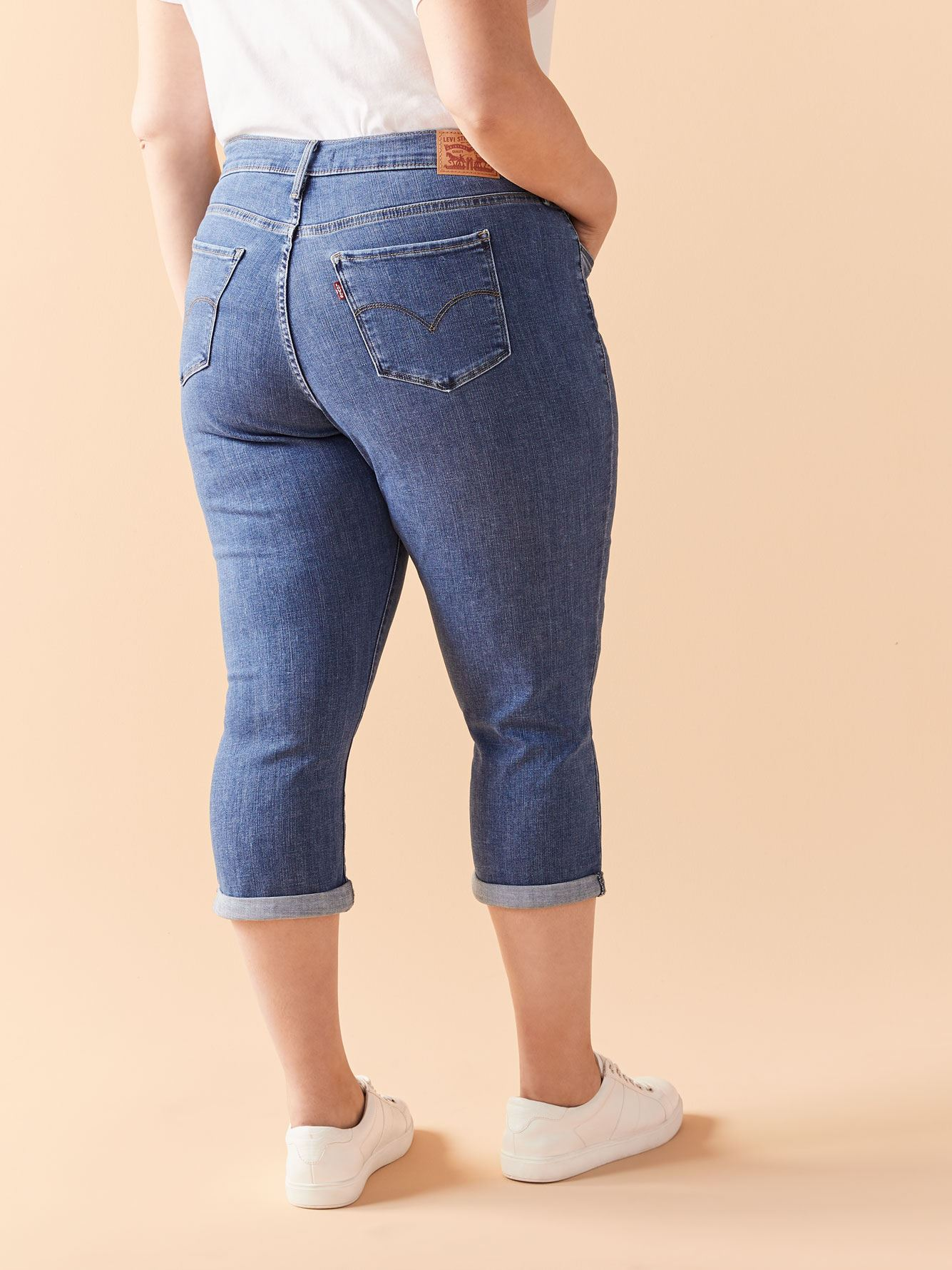 Stretchy 311 Shaping Jean Capri - Levi's