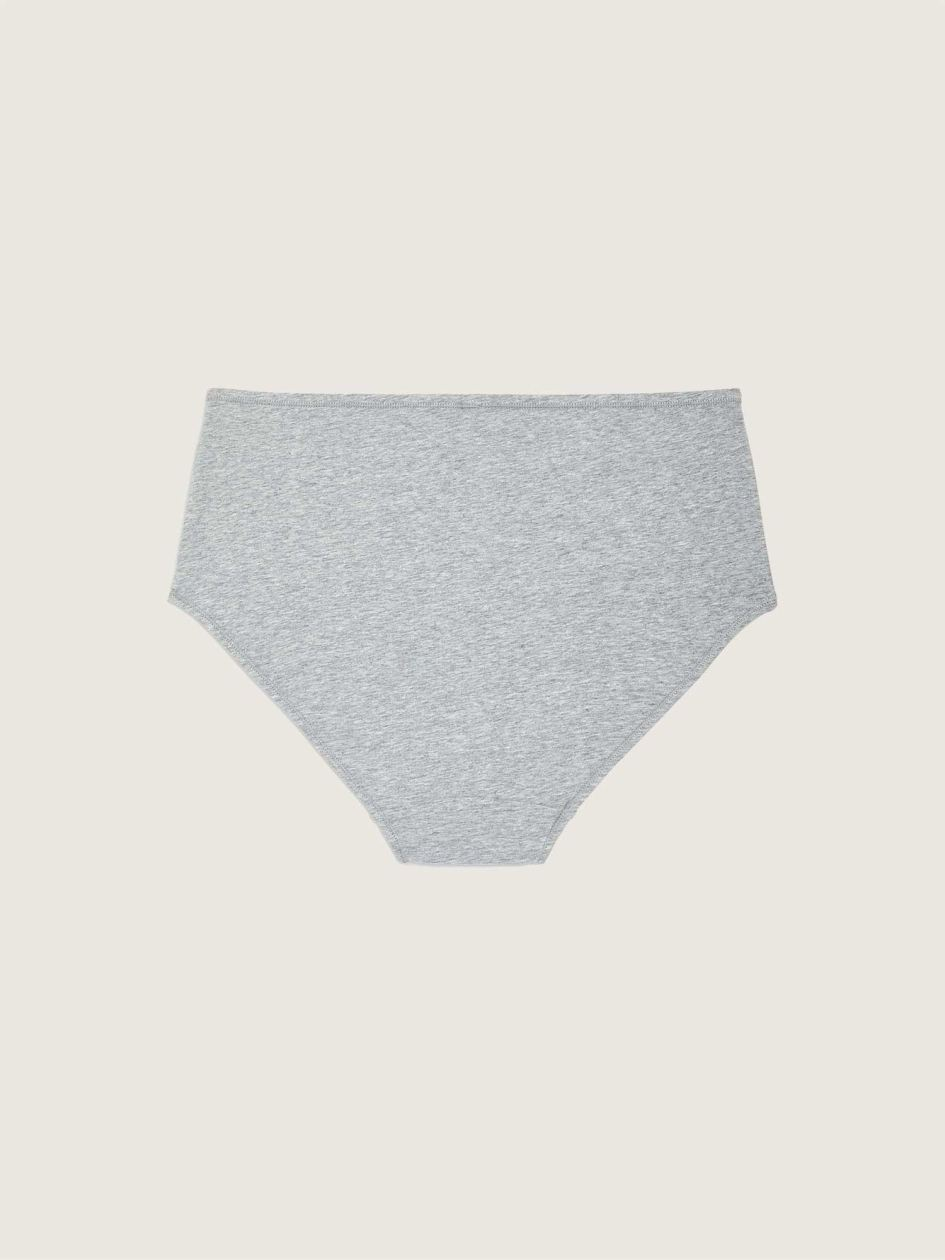 Cotton Brief With Placement Print - ti VOGLIO