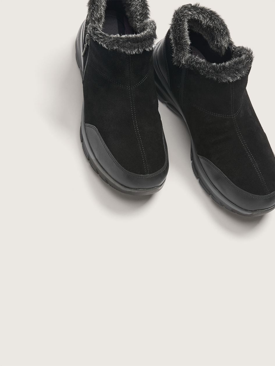 Relaxed Fit Easy Going Bootie with Side Zip - Skechers