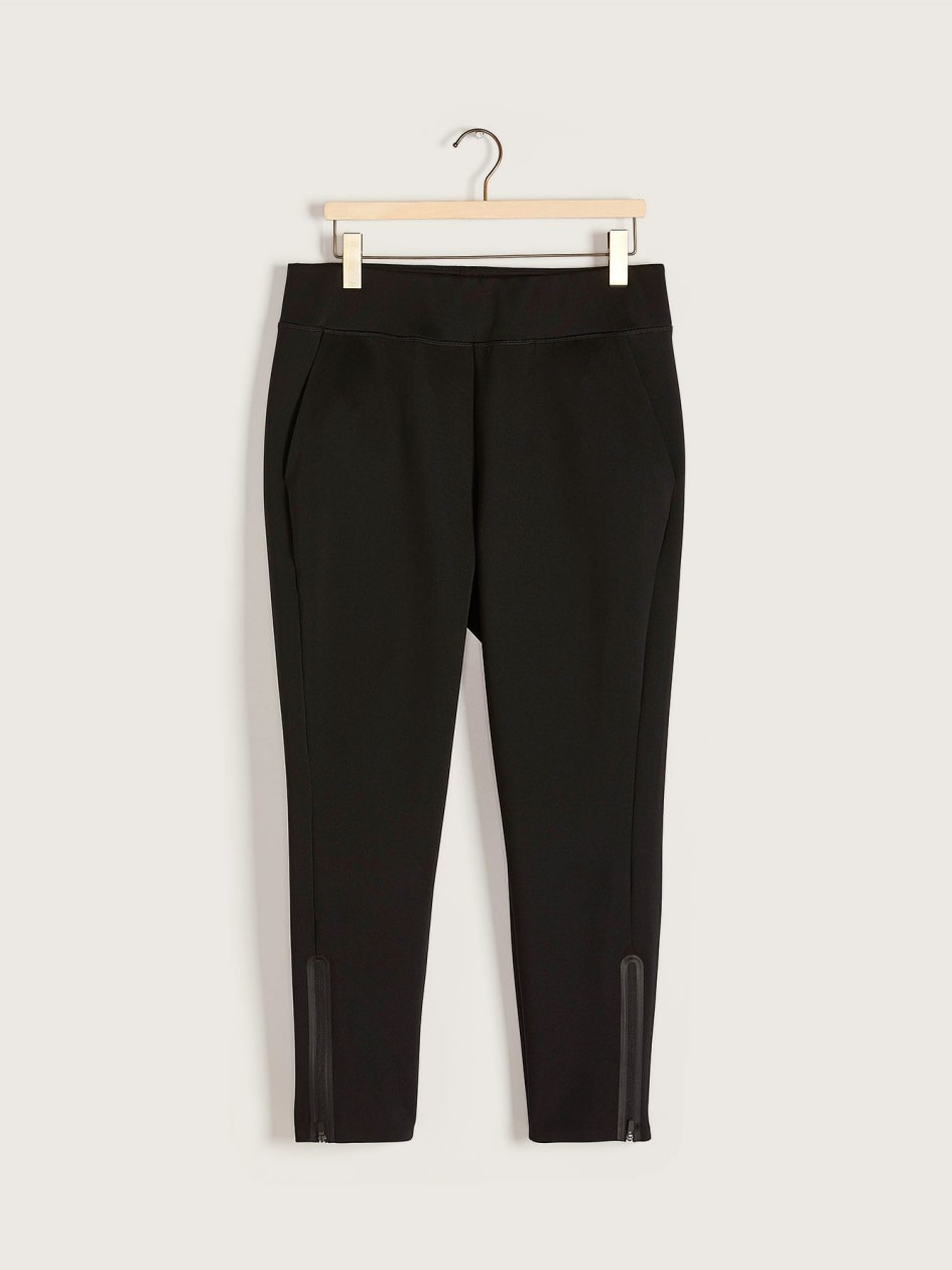 Commuter Pant with Side Zip - ActiveZone