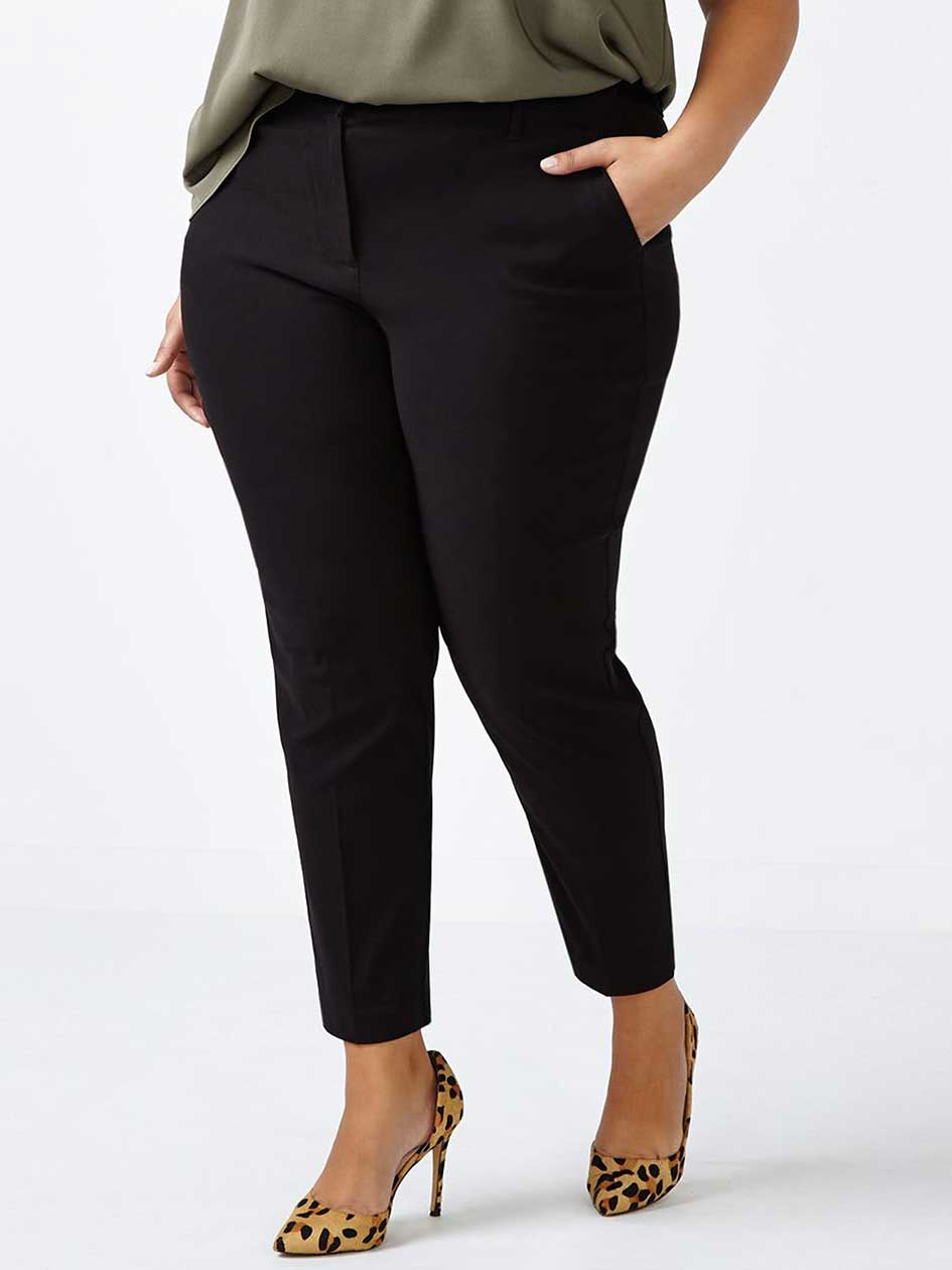 Savvy Chic Ankle Pant