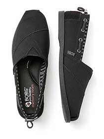 Wide-Width Nautical Slip-On Shoes - BOBS from Skechers