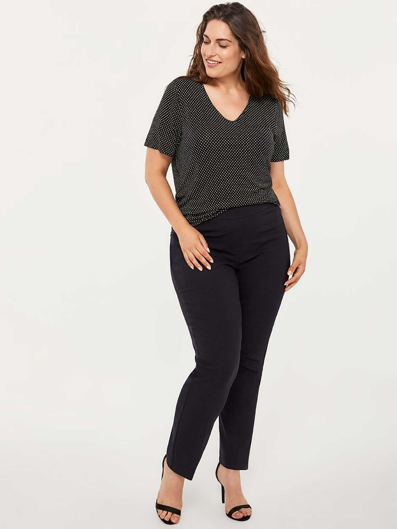 Savvy Soft Touch Straight Leg Pant