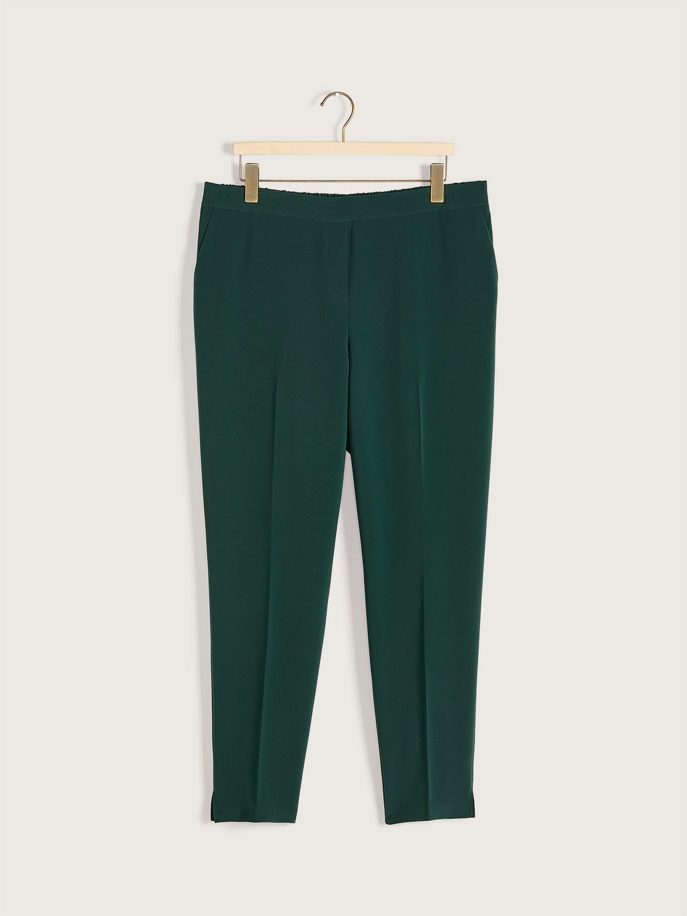 Tapered Ankle Pant - Addition Elle
