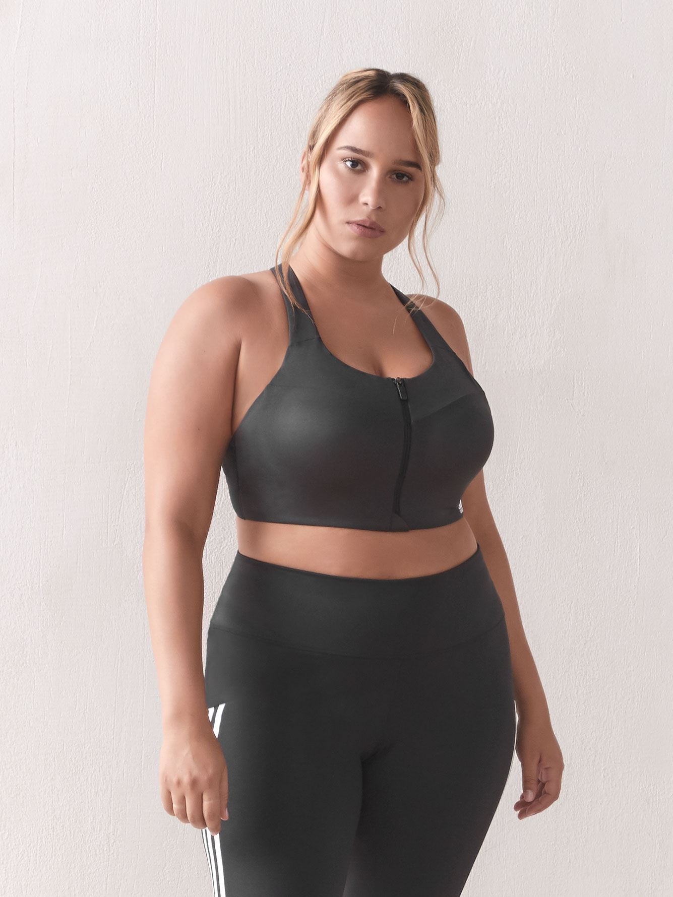 High-Impact Padded Sports Bra - adidas