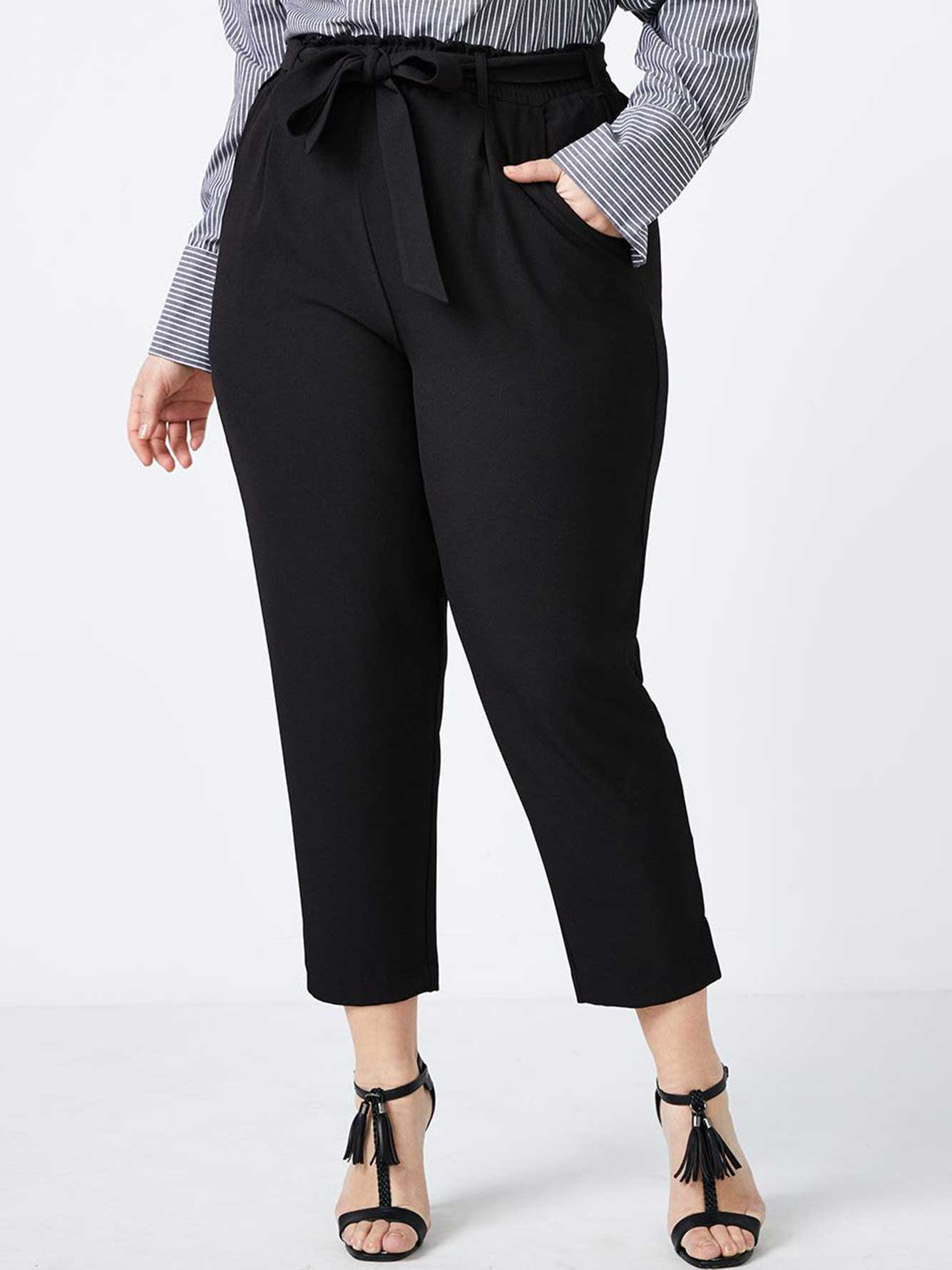 Pull-On Crepe Pant - In Every Story
