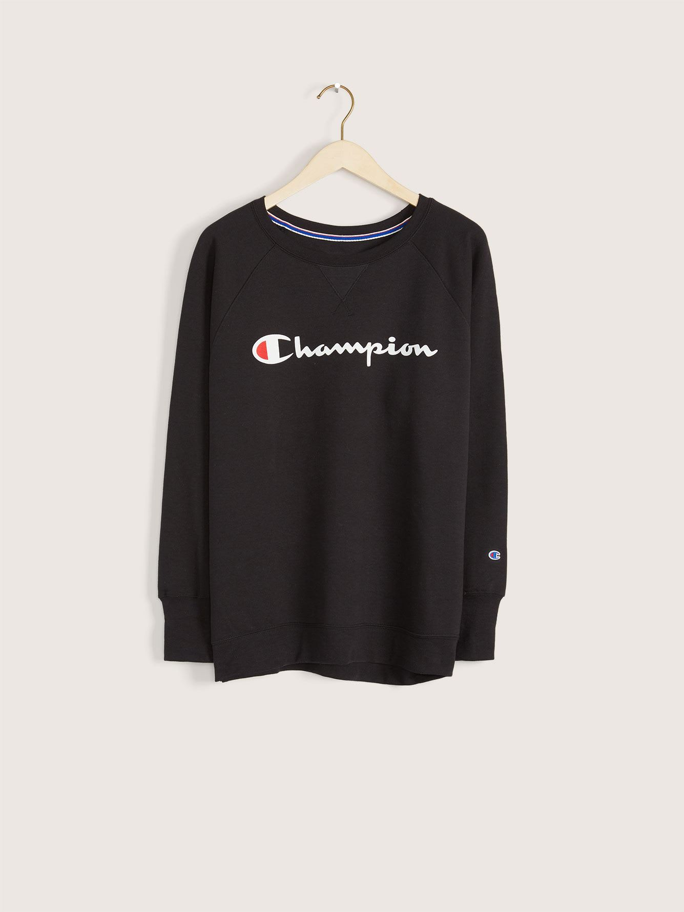 Crew-Neck Powerblend Sweatshirt - Champion