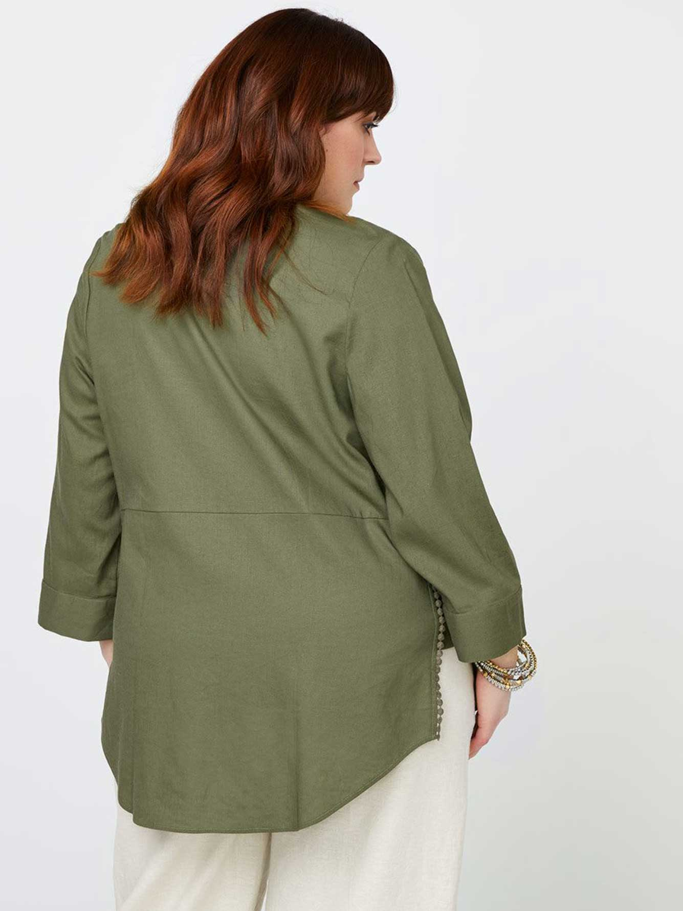 Linen Blouse - In Every Story