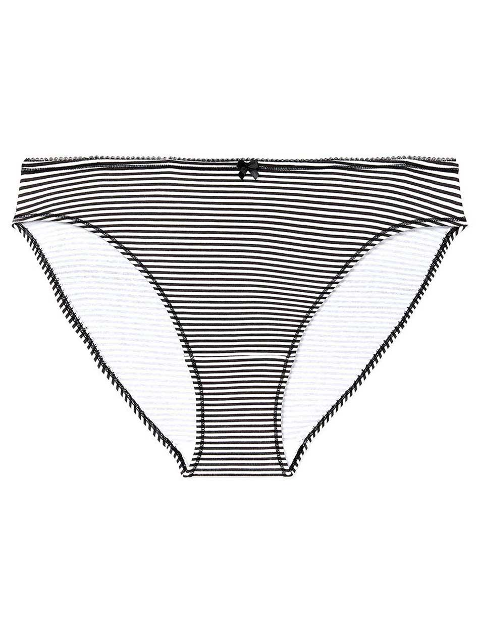 60ff84fb9d2b5 Printed Cotton Bikini Panty - ti Voglio