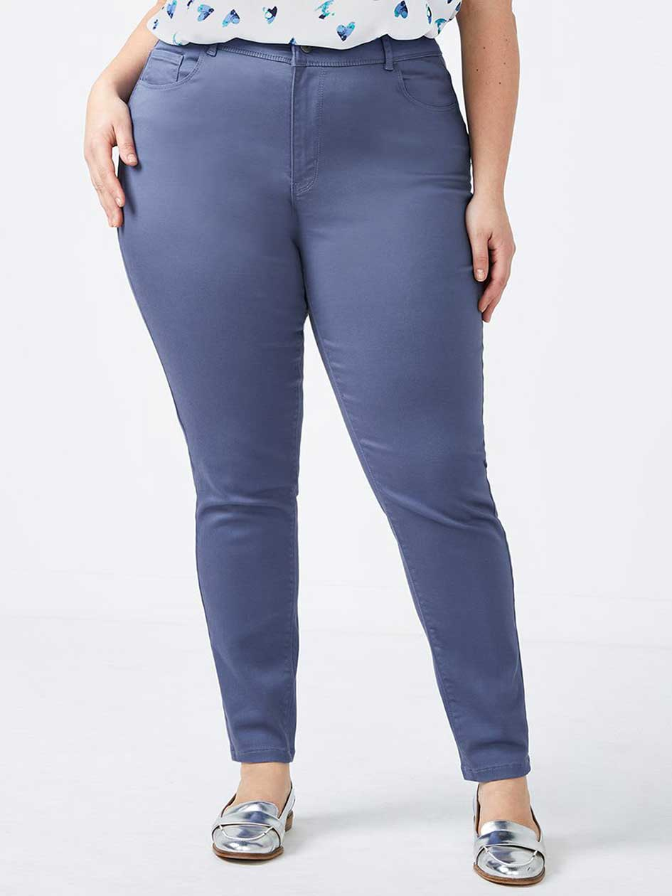 Savvy Coloured Jean Legging - In Every Story
