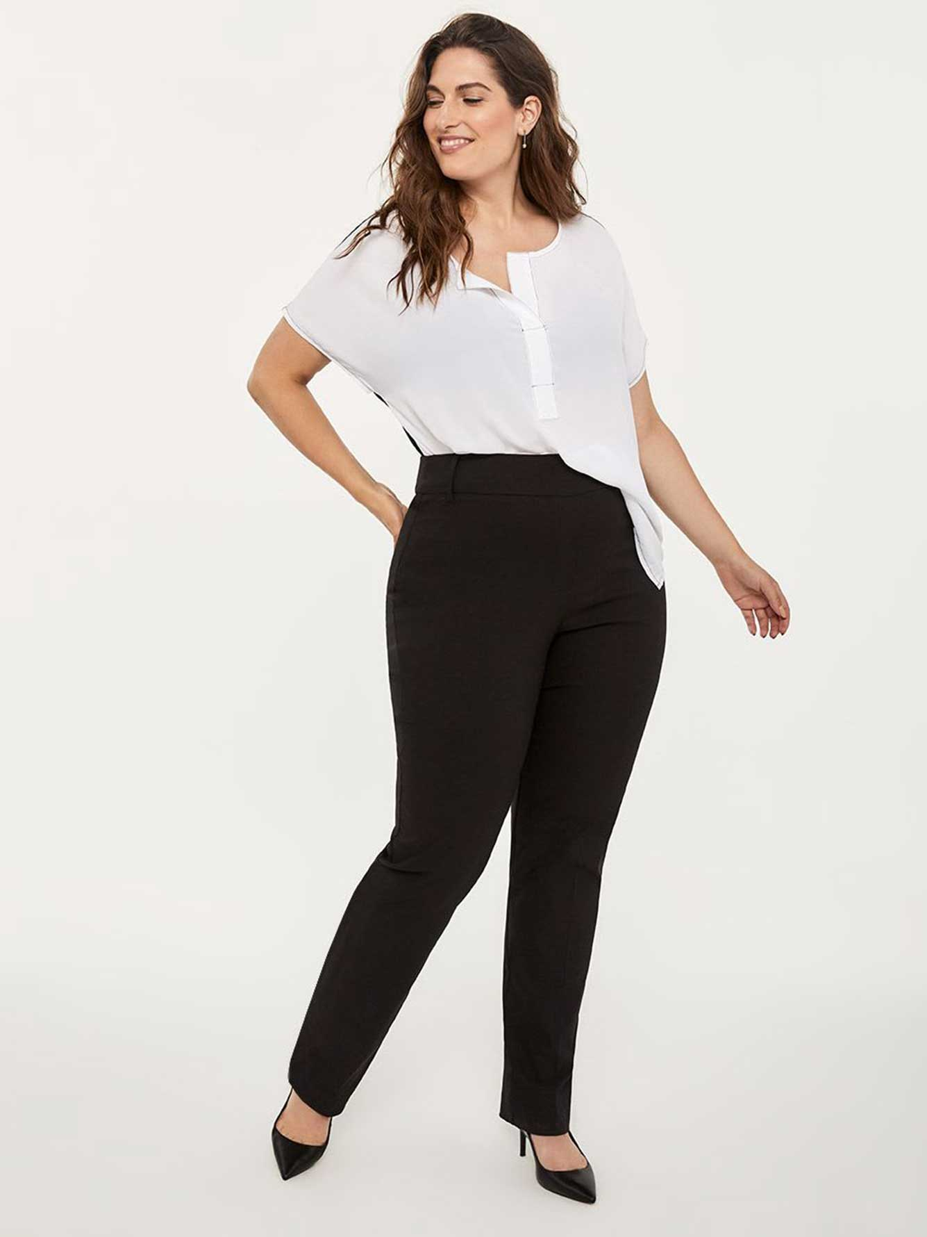 ONLINE ONLY - Tall Savvy Straight Leg Pant - In Every Story