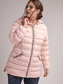 Mid-Length Packable Down-Filled Puffer Jacket - In Every Story