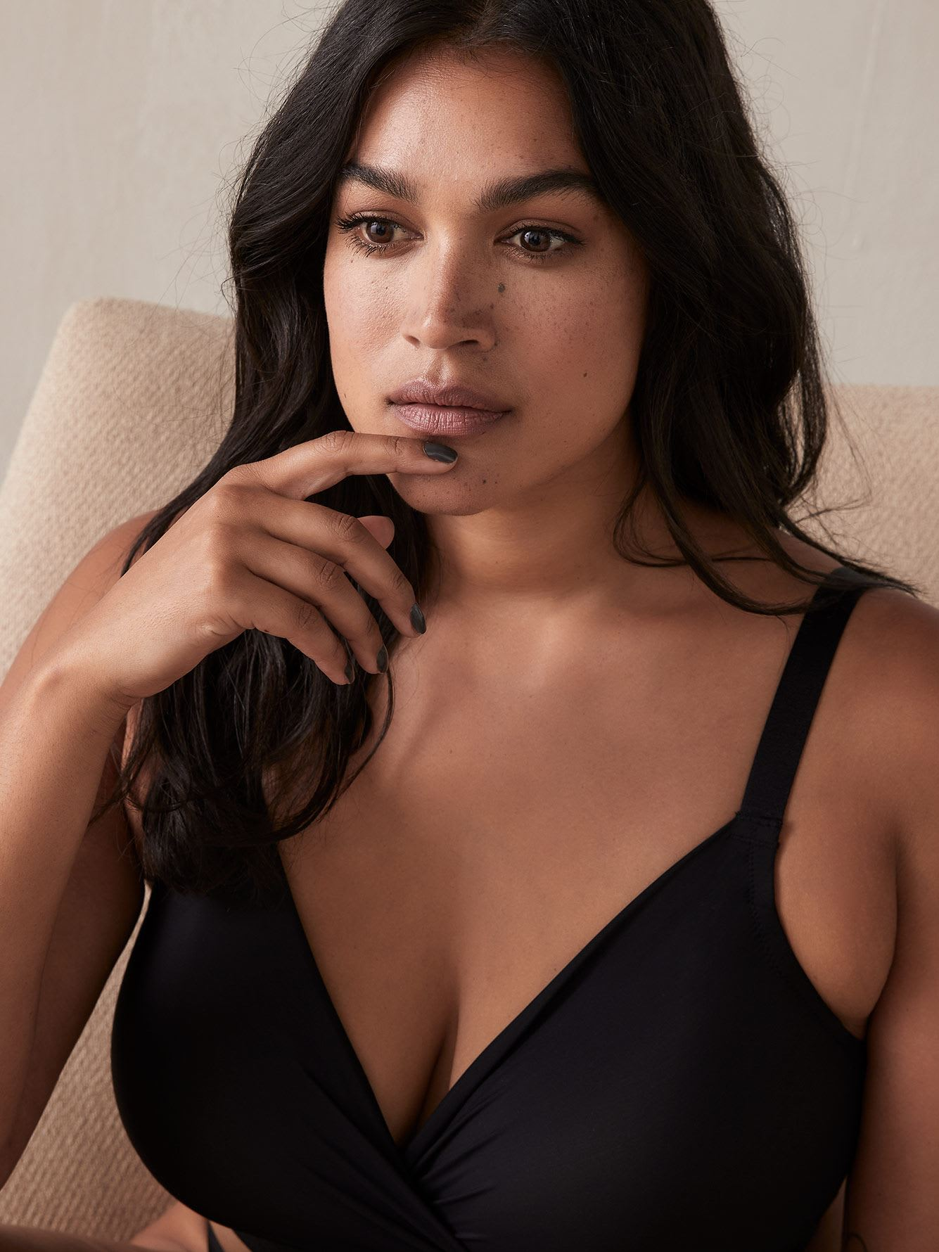 Wirefree Padded Lounge Bra
