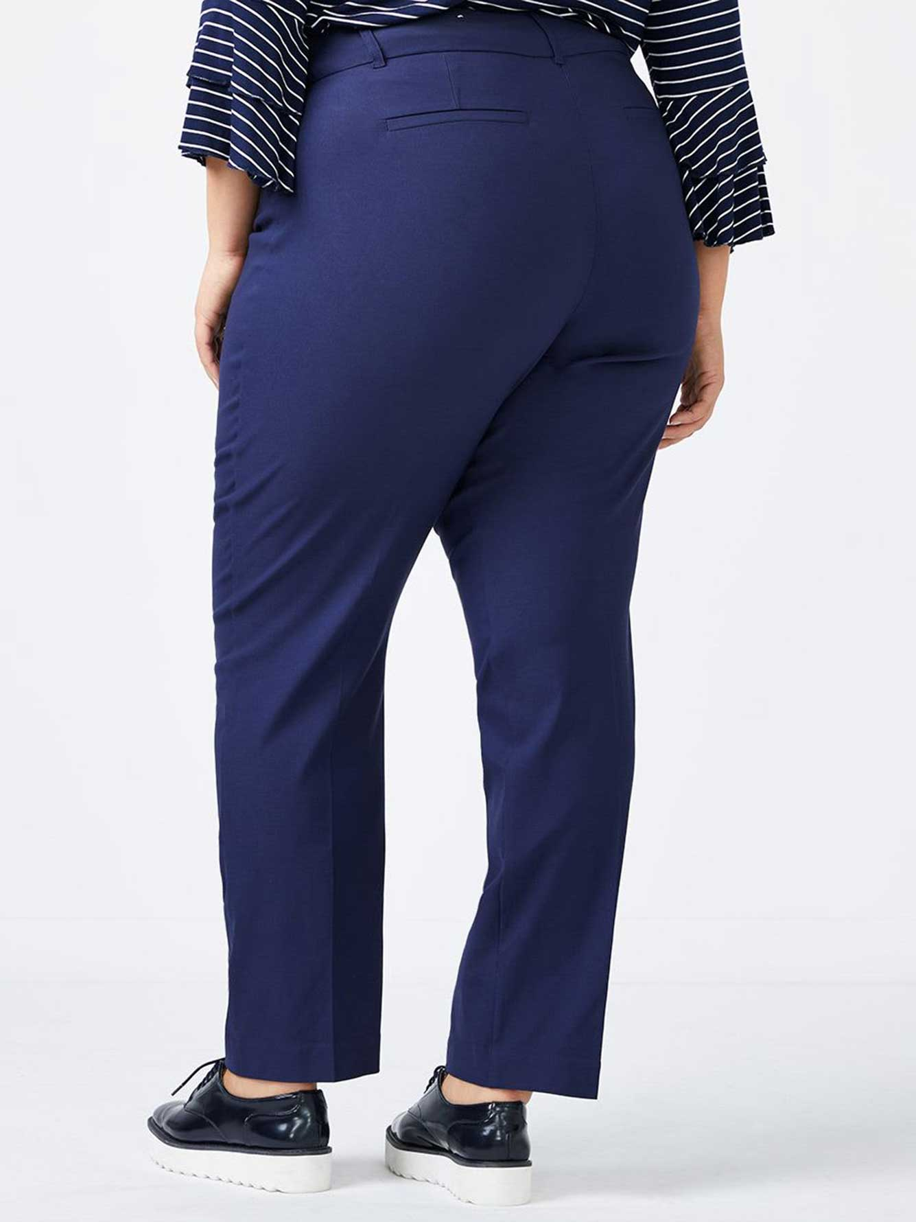 Petite Savvy Soft Touch Straight Leg Pant - In Every Story