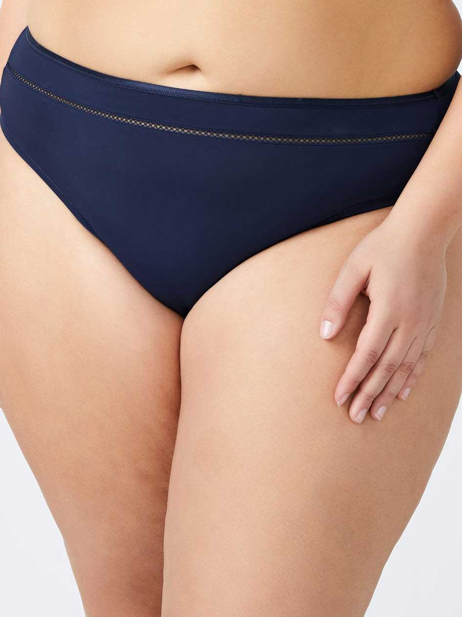 High Cut Brief Panty - ti Voglio