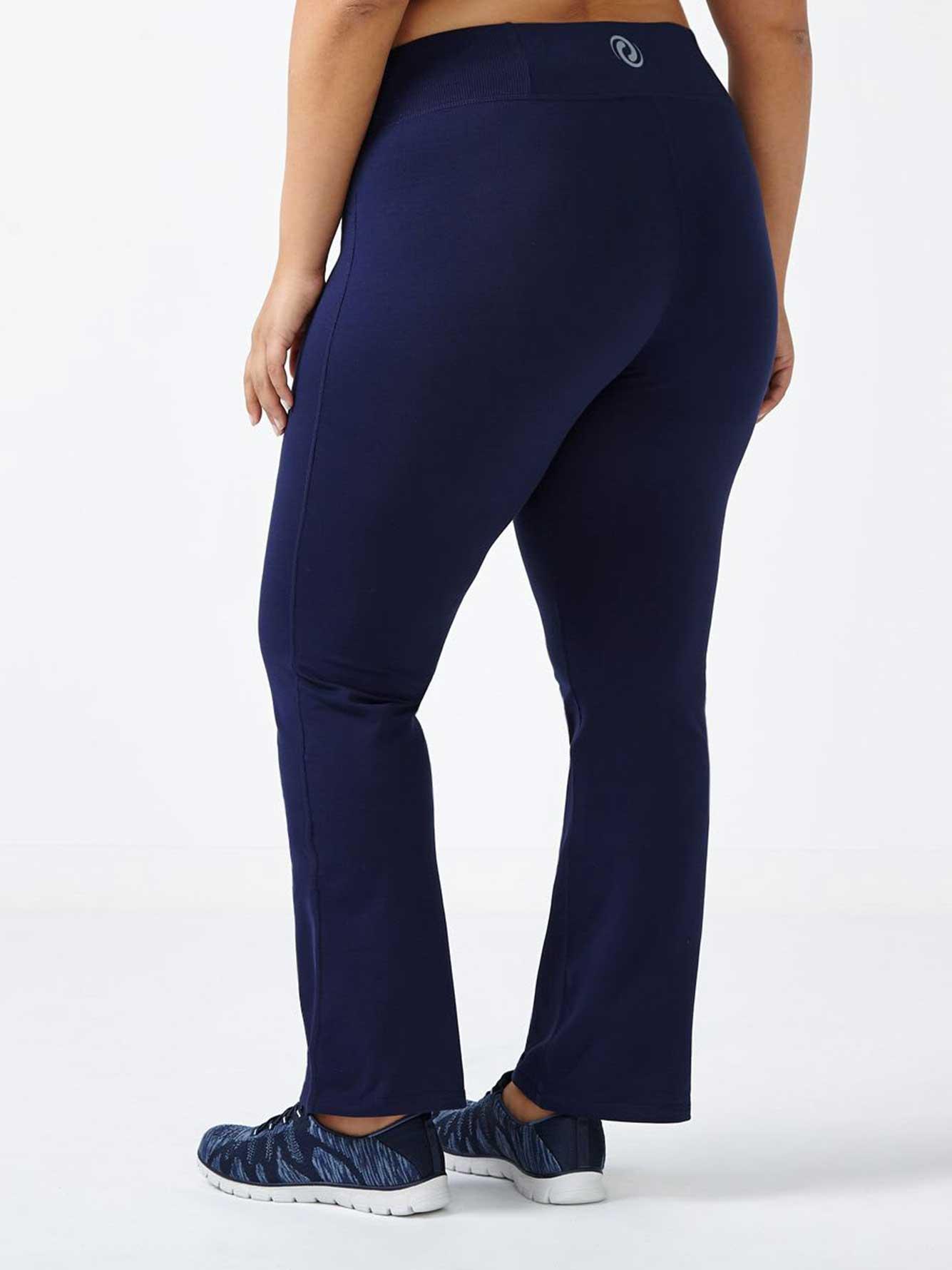 1d433ff2d7a02 Essentials - Petite Plus-Size Basic Yoga Pant | Penningtons