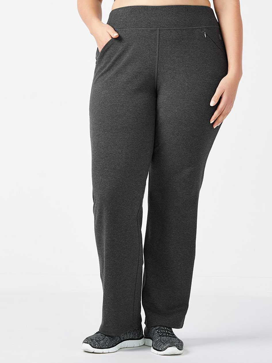 ONLINE ONLY - Plus-Size Basic Relaxed Pant - Essentials