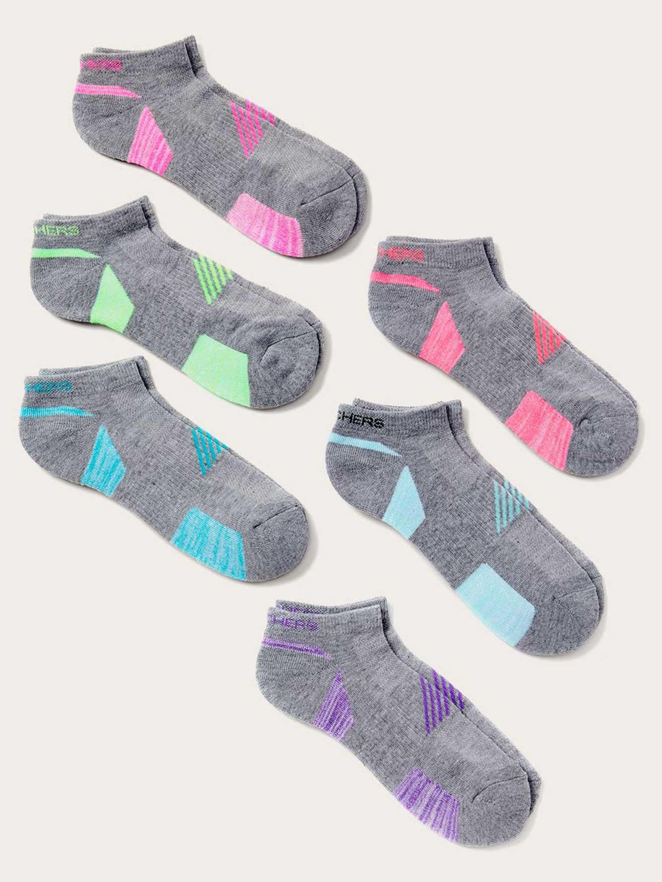 skechers socks online