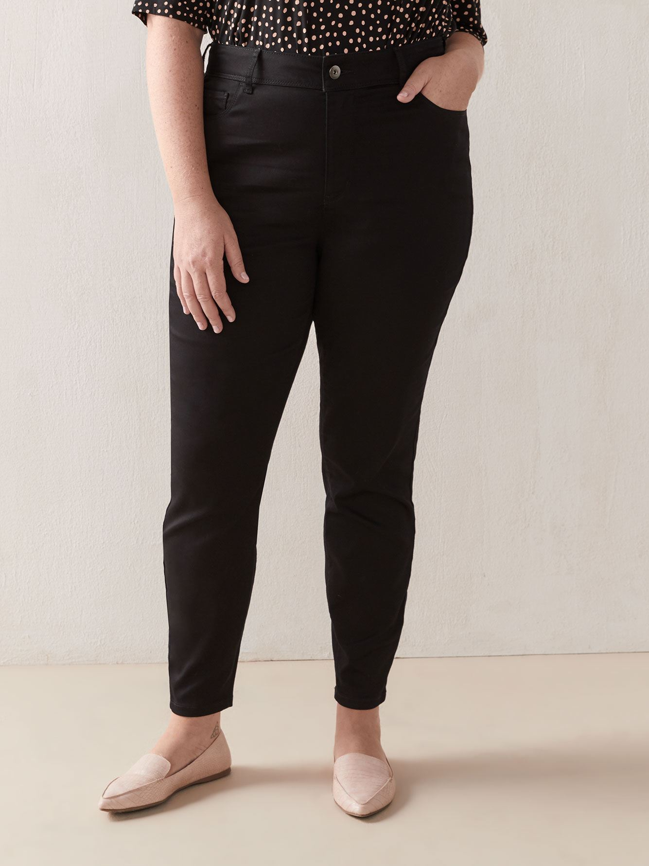 Super Stretch Jegging - d/c JEANS