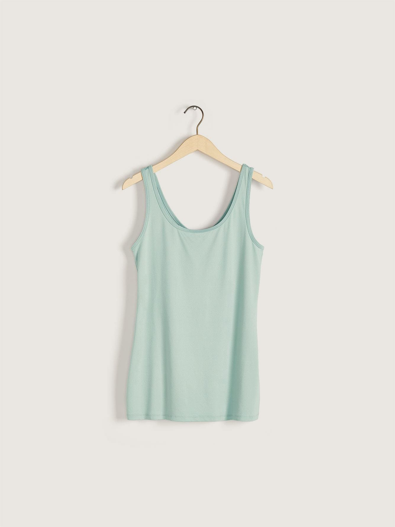 Two-Way Nylon Tank Top - Addition Elle